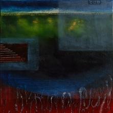 Medium: Oil on Canvas Size: 40cm x 40cm Available