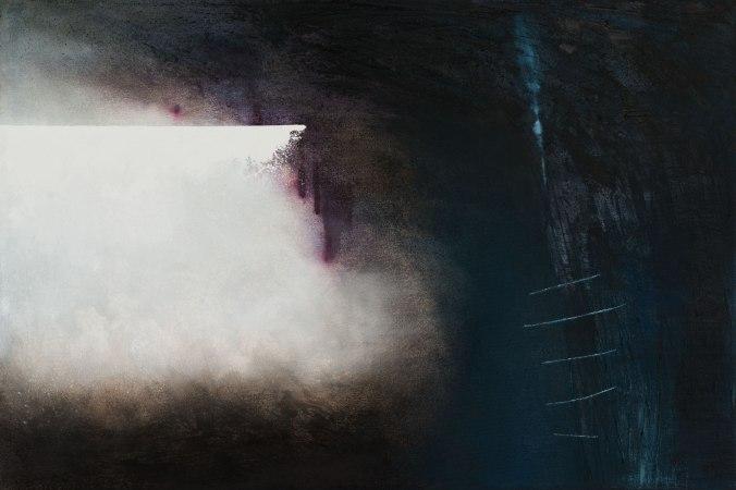 Memory Loss Oil On Canvas 61cm x 92cm