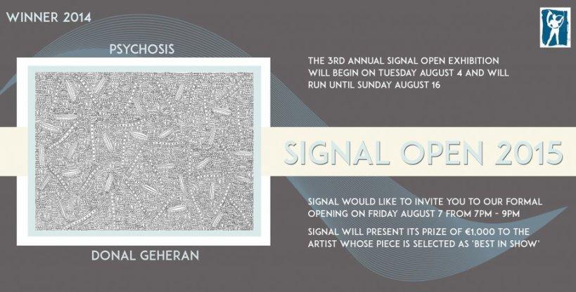 Signal Open 2015