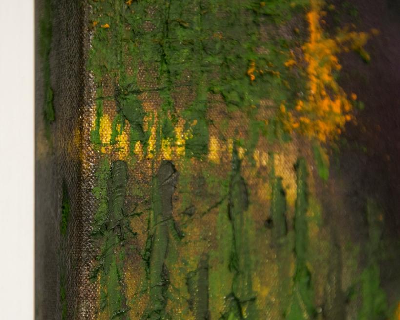 Unfolding Autumn_30x30cm Detail 5