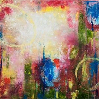 Lush, Oil on Canvas, 120x90cm